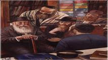 מנחם שטרן מספר סיפור על אמונת צדיקים מר' אהרון מקרלין