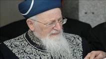פרשת גדולת הרב מרדכי אליהו