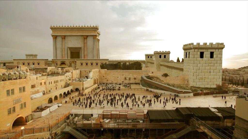 בכדי שהר הבית יהיה בידינו יש לעבור לדרישת המקדש