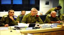 """גנץ: """"סיכנתי את חיילי גולני-למען חיי אזרחים ערבים"""""""