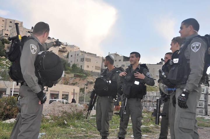 טרור בירושלים: שני שוטרים נפצעו מידויי אבנים