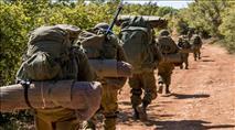 מחאת רשת של חיילי המילואים על הוראות הפתיחה באש
