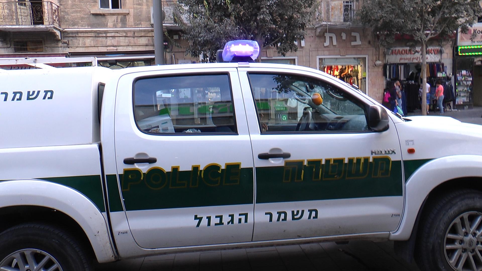 יהודי טבל במעיין השילוח והותקף בידי ערבי