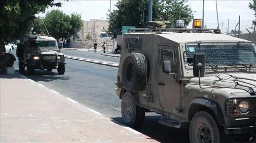 ערבים רדפו אחרי חיילות וגנבו להן ציוד צבאי