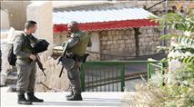 אזרח ושוטר נפצעו בהתפרעויות בירושלים