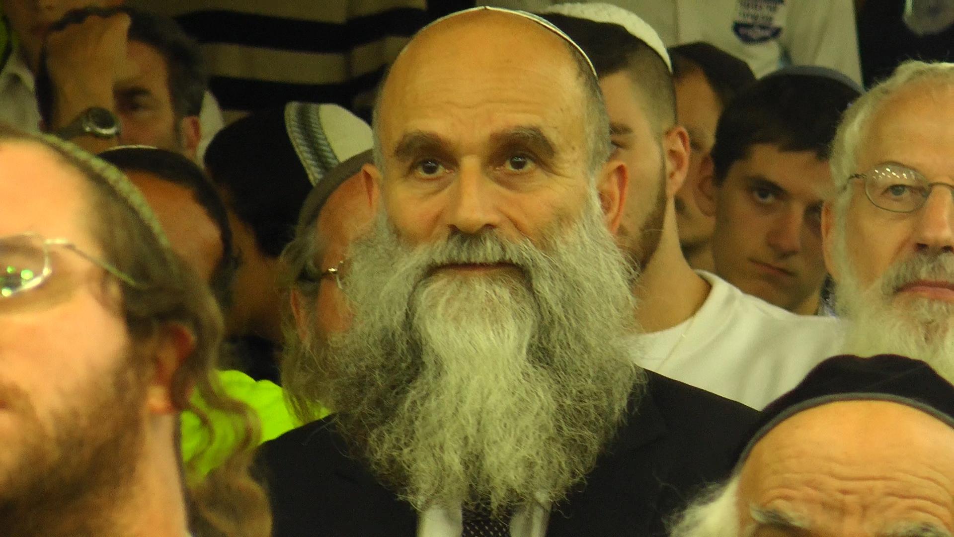 הרב קרוייזר  (יהודה פרל)
