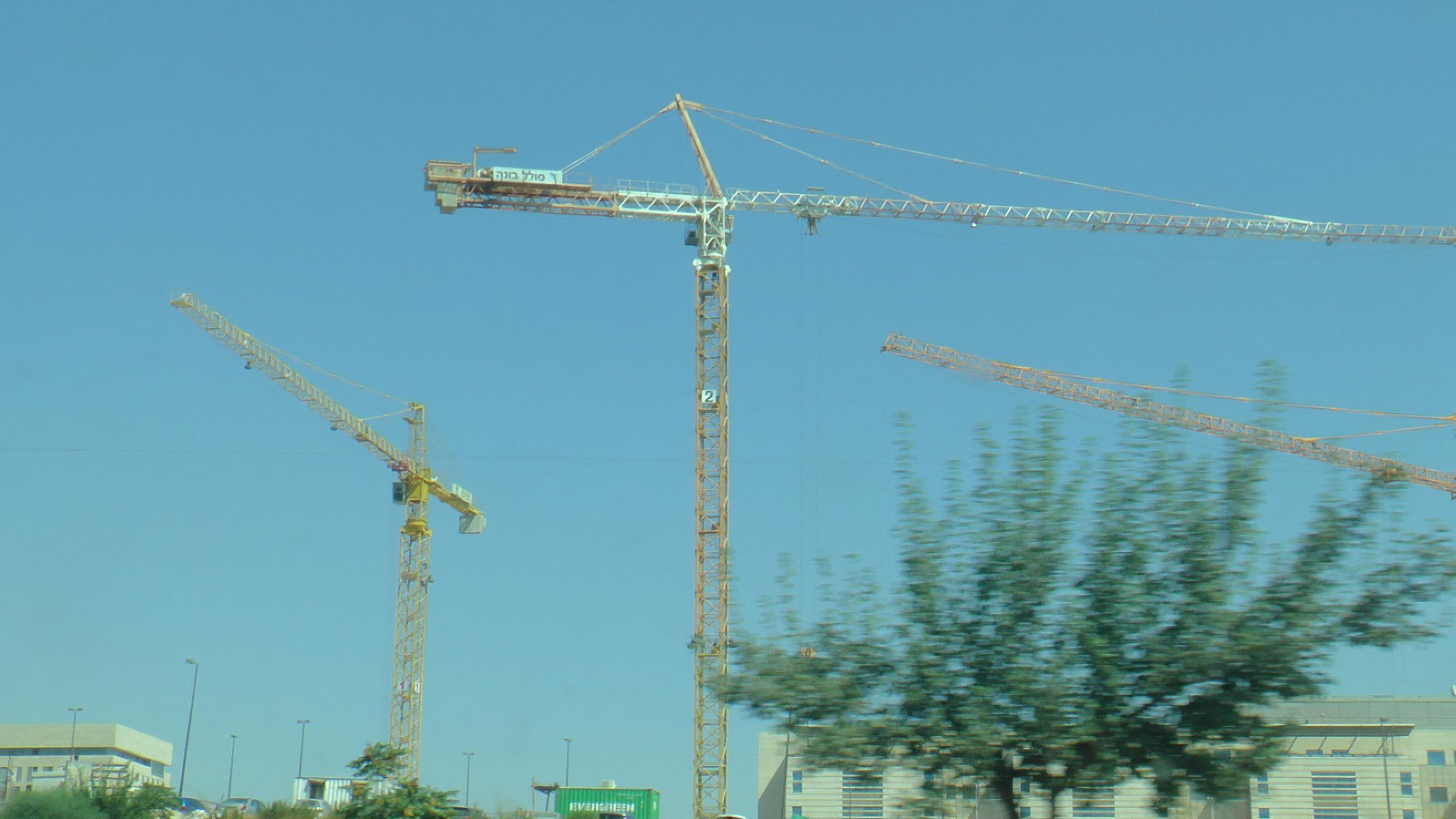 האטת הבניה הביאה להפסקה בגידול האוכלוסיה היהודית