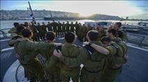 """5,000 חיילים לא יהודים משרתים בצה""""ל בכל רגע נתון"""