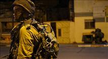 """התפרעויות קשות בשכם: ירי לעבר צה""""ל ומתפרע הרוג"""