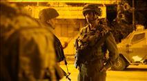 """50 יום לפיגוע: צה""""ל פשט על בית באיזור שכם"""