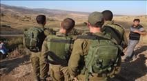 הירי מסוריה אל רמת הגולן נמשך