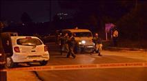 """מצ""""ח חוקרת את הירי בערבי שנמלט מחיילים"""