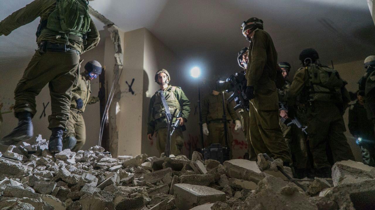 """צה""""ל הודיע: לא נהרוס את ביתו החדש והמפואר של המחבל"""