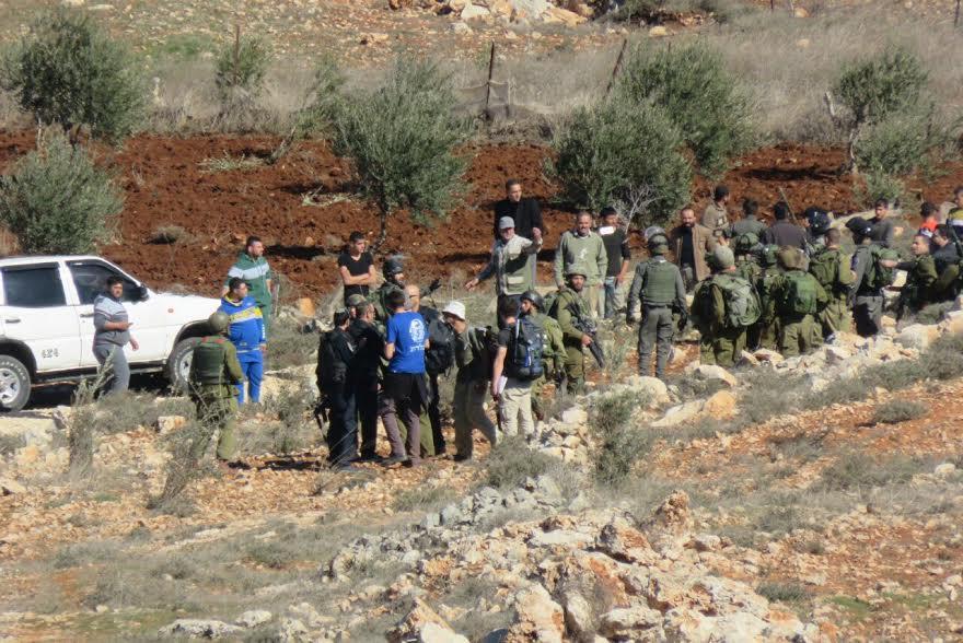 שני חיילים בחופשה נתפסו בידי ערבים במהלך טיול