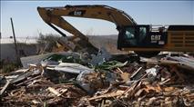 חשיפה: צו חדש נגד בנייה מזעזע את ההתיישבות