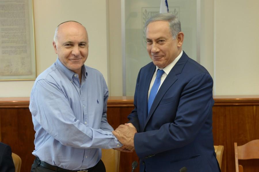 """ראש השב""""כ לשעבר: """"ערביי ישראל אינם יעד מודיעני"""""""