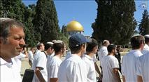 הר הבית ייסגר ליהודים עד סוף הרמדאן