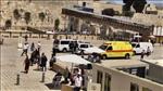 ערבי דקר יהודי בעיר העתיקה