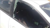 נוסע נפצע, נזק נגרם לכלי רכב וכבישים נחסמו