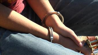 מספר צעירים נעצרו בחשד לתג מחיר