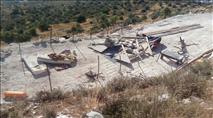 יצהר: הצבא הרס שני אוהלים