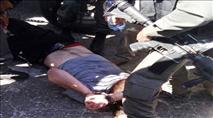 צפו: אלימות חריגה ורימוני הלם על תושבי יצהר
