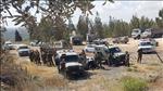 ערבים השליכו מטען על אוטובוס בצפון השומרון