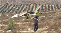 כוחות צבא ומשטרה הרסו מבנים בגוש שילה