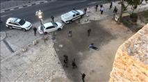 """פיגוע משולב בירושלים: שוטרת מג""""ב נרצחה"""