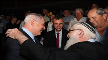 נתניהו נפגש עם הרבנים וביקש תמיכה