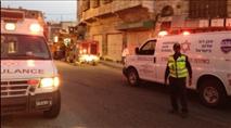 חברון: חייל נפצע מבלוק שיידו ערבים
