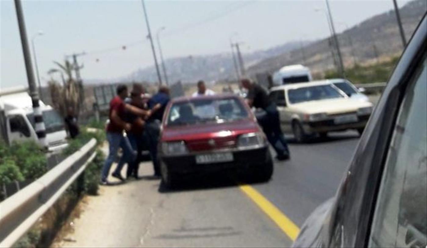 דיווח על חטיפה ונעצר בחשד לתג מחיר