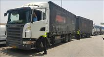 חוליית גנבים בדואים גנבה משאיות בשווי מליונים