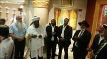 אירוע המקדש לבני העדה האתיופית