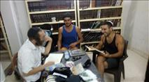 ראש יהודי  במיזם שליחים לקירוב רחוקים