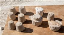 תגלית נדירה: מחצבת כלי אבן ששימשו יהודים בגליל