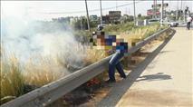 80 אחוז מהשריפות - הצתות של ערבים