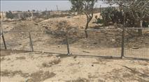 גדרות ברזל שנגנבו מככבישים אותרו בכפר בדואי
