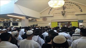 אלפים יתארחו השבת בעיר אומן לציון יום הולדתו של רבי נחמן