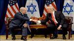 """דיווח: טרמאפ מגבש - """"מדינה פלסטינית"""" בלי פינוי ישובים"""