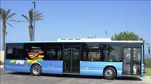 """כתובות הגרפיטי במודיעין עילית; """"נהגי אוטובוס ערבים פוגעים בבנות"""""""