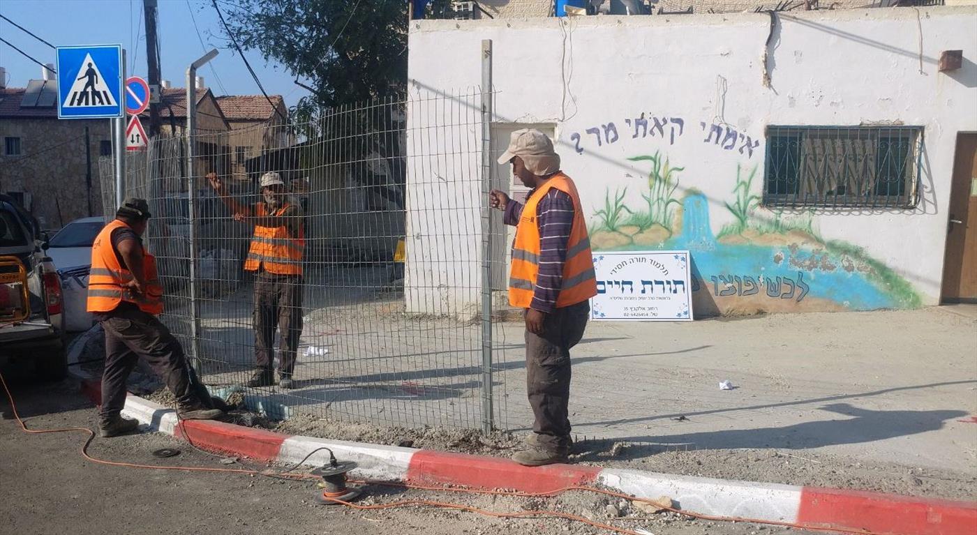 נבלה נעשתה בישראל
