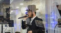 שוכי גולדשטיין ויהושע פרידמן בביצוע ל'קול ברמה'