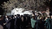 כ-1,500 יהודים בכפל חארס - ערבים יידו בקבוקי תבערה