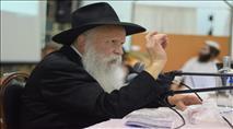 """הרב גינזבורג בעקבות הטרור הערבי: """"להתגייס להגנה על יהודים"""""""
