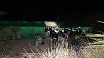 כוחות משטרה וצבא הרסו את מבני ישיבת חומש