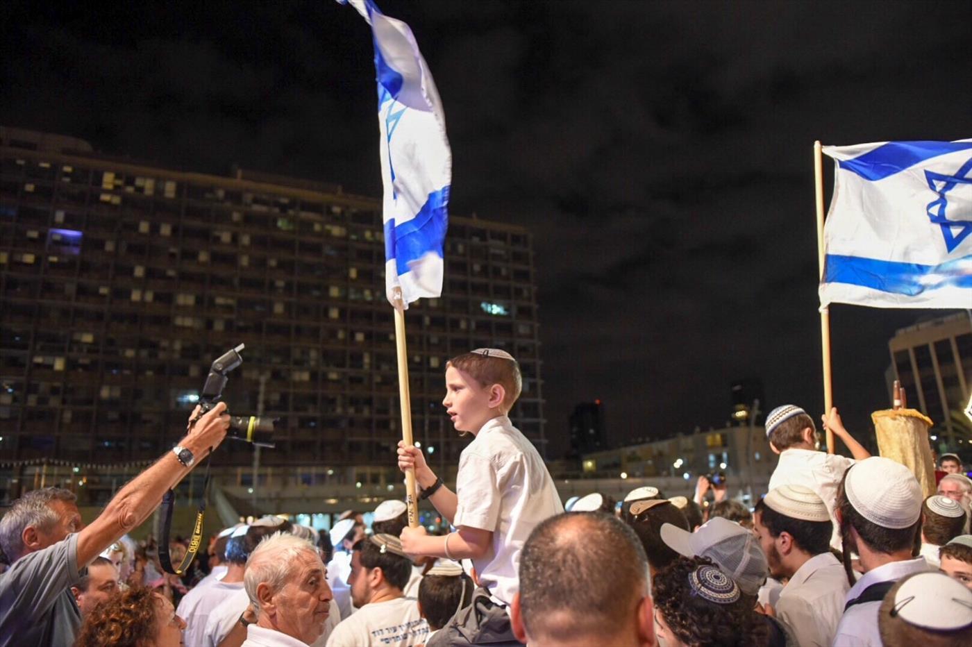 כיכר רבין בתל אביב (קובי ריכטר, tps)