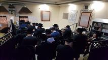 אלפי יהודים בהילולת רבי לוי יצחק מברדיטשב