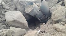רקטות שירו ערבים מסוריה התפוצצו ברמת הגולן