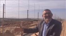 צפו: כשבן ארי הגיע 150 מטר מעמדת חמאס
